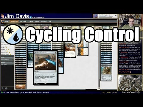 Ban Temur Energy? But there are other awesome decks out there! 1/10/2018 Stream