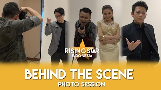 Behind The Scene Photo Session Expert & Host Rising Star Indonesia 2016
