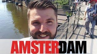 Амстердам   Дизайнер или безработен влогър разходка с лодка по каналите (БГ субтитри)