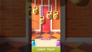 52 уровень - 100 Дверей Головоломки (100 Doors Puzzle Box) прохождение