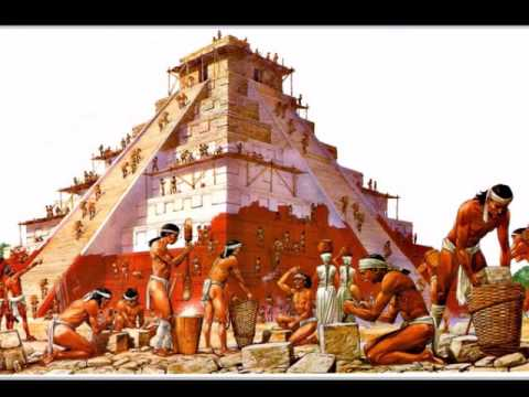 construcciones mayas youtube