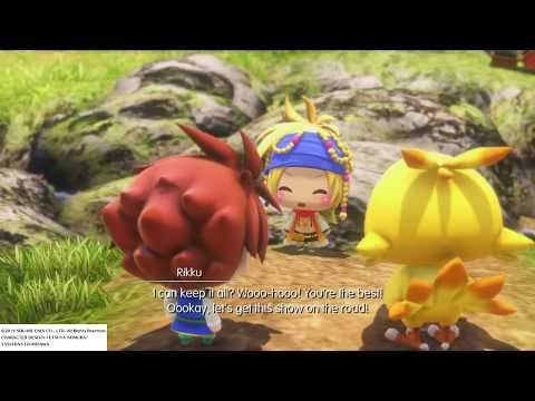 WORLD OF FINAL FANTASY: Part 32: Side stories
