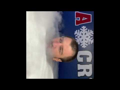 Khabib Nurmagomedov Hilariously Keeps His Cousin in Cryotherapy Chamber