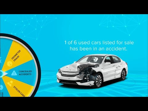 Buy safe, drive safe with carVertical reports - explainer video