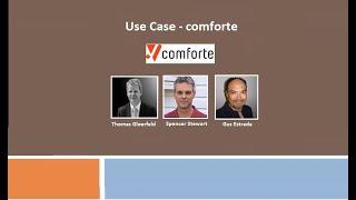 TOP Use case - comforte video