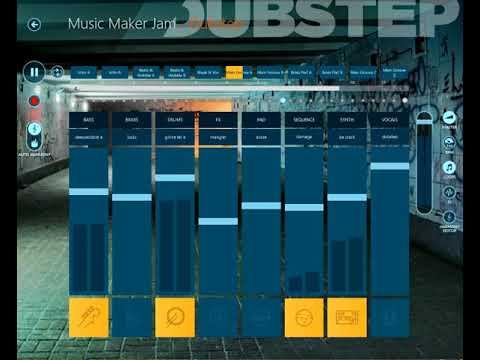 No copyright music by - Music Maker Jam (DubStep 1)