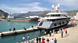 Sarp Yachts Launch SARP 46 Superyacht