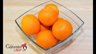 3 Modalitati simple pentru decojit Portocalele