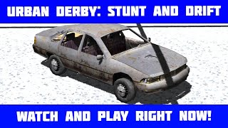 Urban Derby: Stunt And Drift · Game · Gameplay
