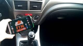 Nexus 6 screen casting to App Radio via chromecast and ARUnchained