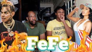 Maybe The Best Duo??  Dad Reacts To 6ix9ine - FeFe Ft. Nicki Minaj