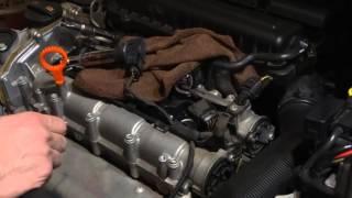VW polo sedan / снимаем катушки зажигания и смотрим свечи(, 2016-02-15T18:24:12.000Z)