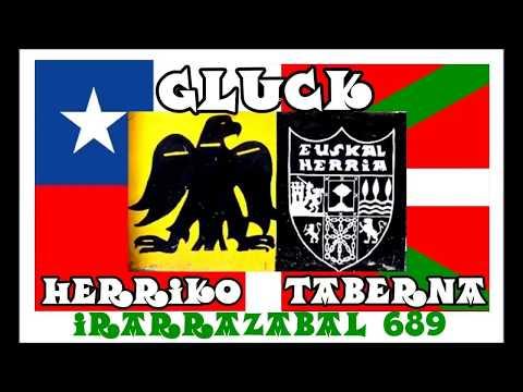 OPERA EN GLUCK HERRIKO TABERNA STGO. CHILE 2017