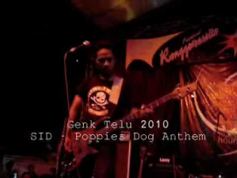 Poppies Dog Anthem 02 - Superman Is Dead