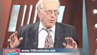 Alejandro Rozitchner - 100 Volando - Programa N°28 / Torcuato Di Tella