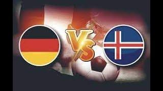 Исландия Германия Чемпионат мира 2022 по футболу онлайн