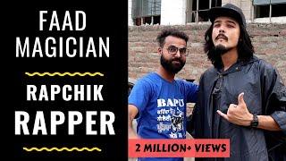 FAAD MAGICIAN- RAPCHIK RAPPER | RJ ABHINAV thumbnail