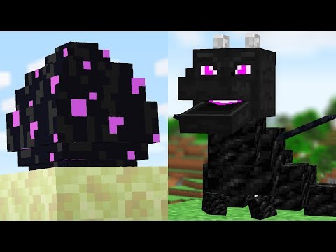 We Updated The Ender Dragon Egg In Minecraft