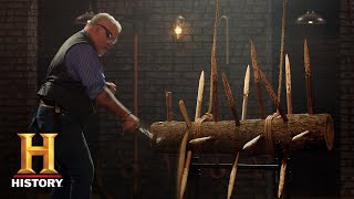 Forged in Fire: Survival Knife Tests (Season 5) | History