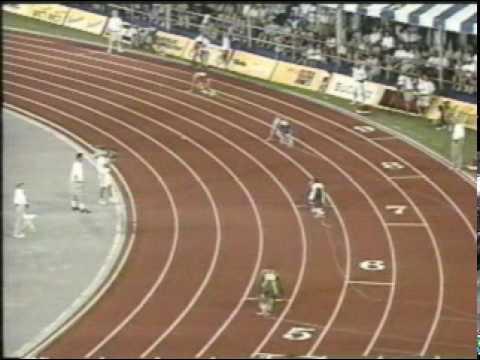 4x400m World Record