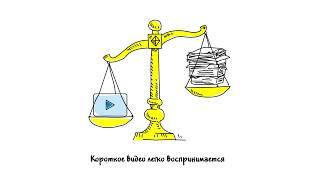 Видео для образовательных курсов в компаниях - Скрайбинг