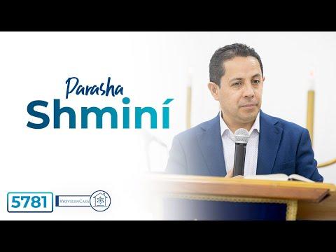 Parashat #Shmini 5781