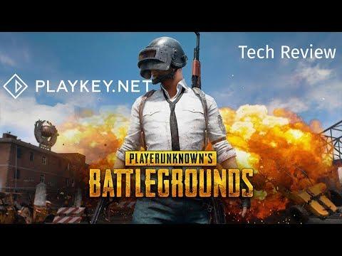 PlayerUnknown's Battlegrounds на