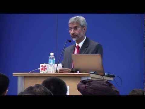 ISAS Symposium : India-China Relations (Part 1)