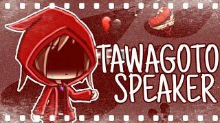 Tawagoto Speaker  Gacha life  S.E.C.D.M.S.Maggie