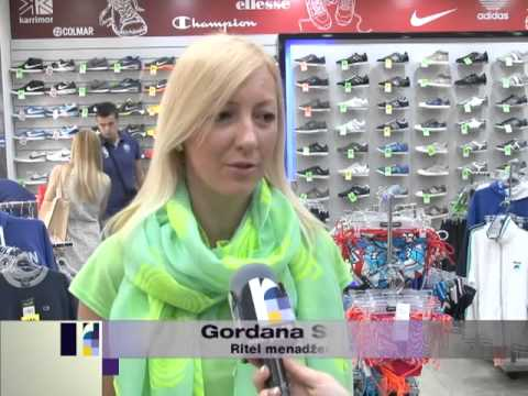 sport vision otvaranje prodavnice