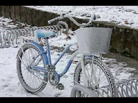 Winter Postcard from Osijek Croatia - by DragoKarlo