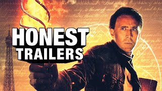 Honest Trailers | National Treasure