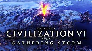 civilization vi gathering storm livestream on sunday