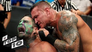 A key ingredient in Randy Orton's recipe for success is his cold-bl...