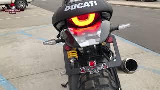 2018 Ducati Scrambler Desert Sled | Custom