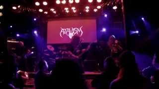 Atavism-Silent Night, Bloody Night (Mortician Cover)@G.D.G.S.vol3,8ballclub Thessaloniki
