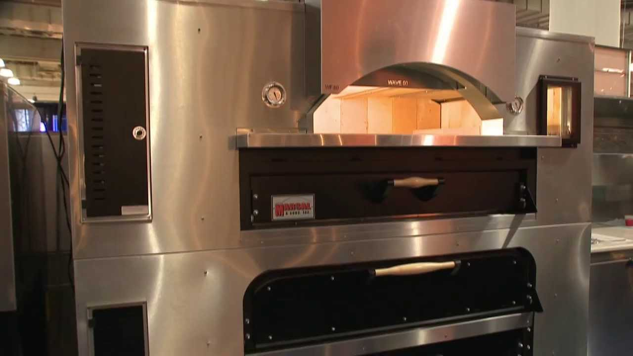 Bakers Pride Y 602 Double Deck Pizza Oven Bakers Pride