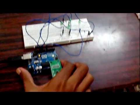 Triple Axis Accelerometer with Arduino UNO