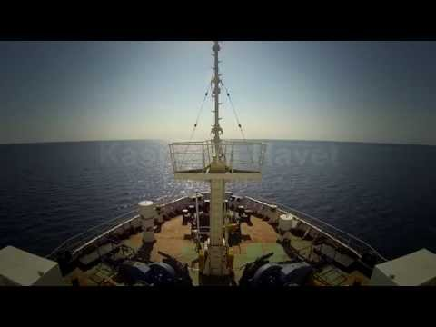 Project Mongolia Pt 5 - Caspian sea and Turkmenistan - aventyrsrally.se