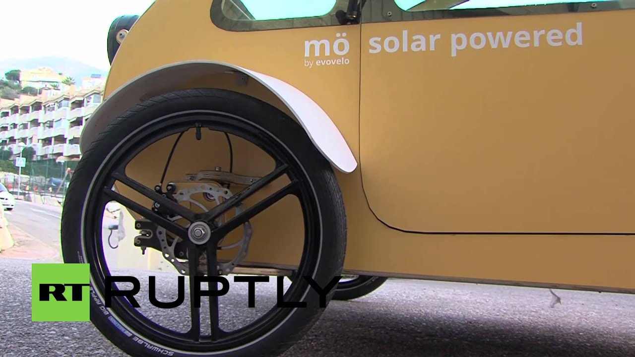 Spain Is Evovelo 39 S Solar Powered 39 Mo 39 Car The Future For