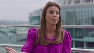 Coleen Rooney talks about Wayne Rooney's mum | Football | Social | McDonald's UK