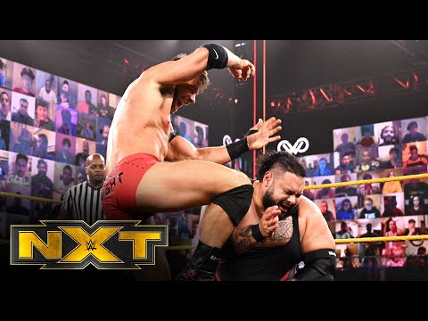 Bronson Reed vs. LA Knight: WWE NXT, March 24, 2021