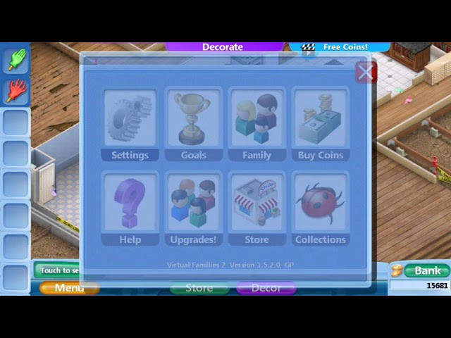 How To Get Lots Of Money Glitch On Virtual Families 2 Youtube