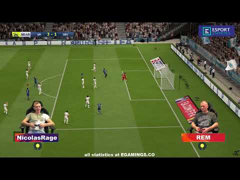 2019.10.10 ► France Cyber Stars League ► Marseille (NicolasRage) - Stade Rennais (REM)