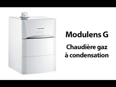 La chaudi re condensation modulens g youtube for Chaudiere fioul condensation de dietrich