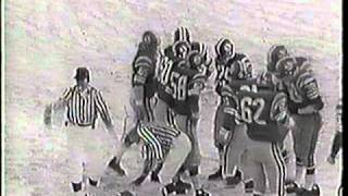 CFL 1970 Western Final Game 3 - coldest Canadian football game ever? (part 2)