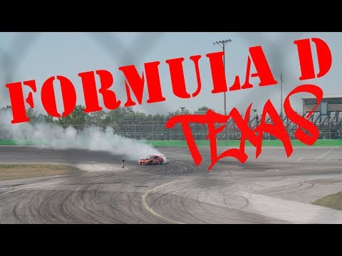 FORMULA DRIFT TEXAS!