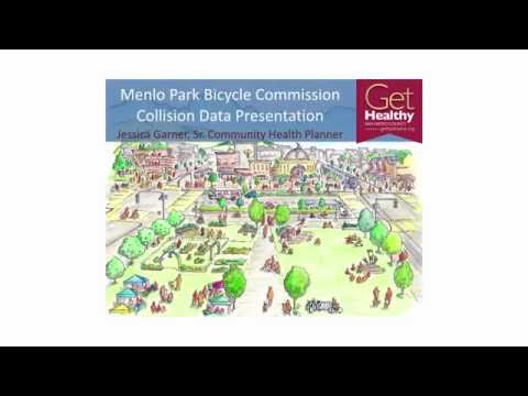 Menlo Park Bicycle Commission - Jessica Garner