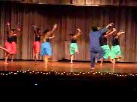 traditional african dance @ Erase culture show