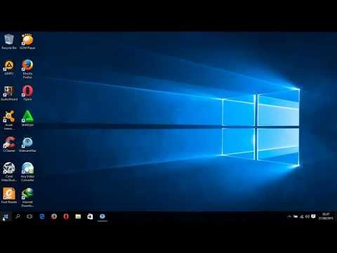 Cara Download & Install Windows 10 AIO (Home & Pro Edition) Final Full Version Official 2015